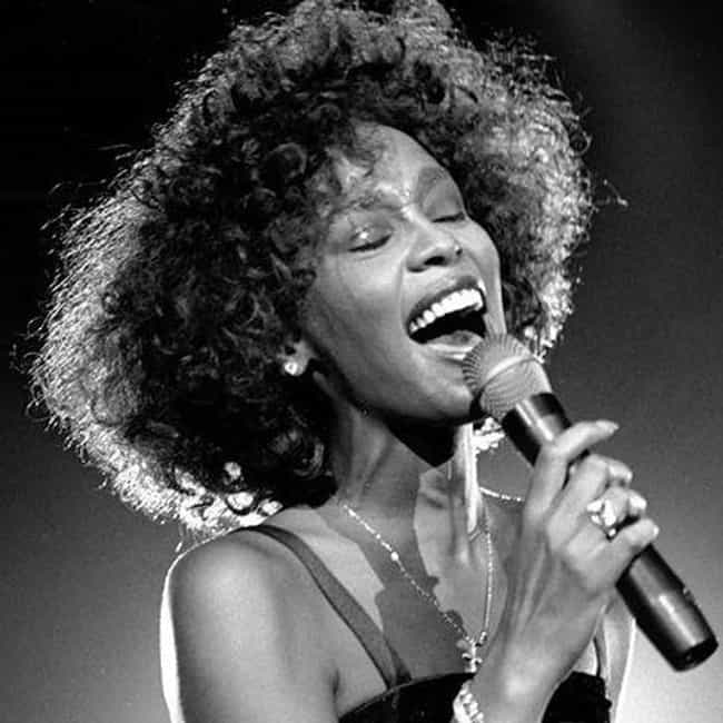 Whitney Houston is listed (or ranked) 1 on the list The Best Female Vocalists Ever