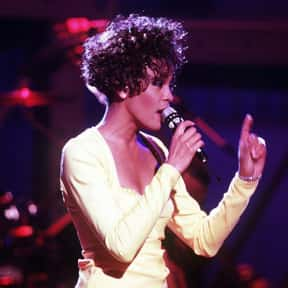 Whitney Houston is listed (or ranked) 1 on the list The Greatest Black Female Singers