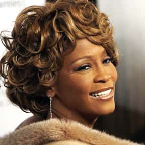 Whitney Houston is listed (or ranked) 1 on the list The Greatest Black Female Pop Singers