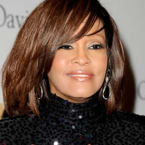 Whitney Houston is listed (or ranked) 1 on the list The Best Musical Artists From New Jersey