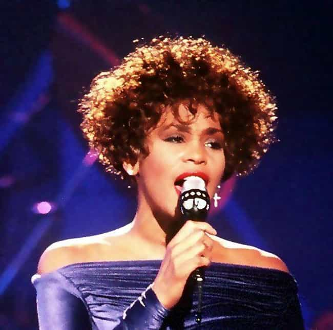 Whitney Houston is listed (or ranked) 4 on the list The Most Over The Top Quotes From Celebrities About Their Wealth