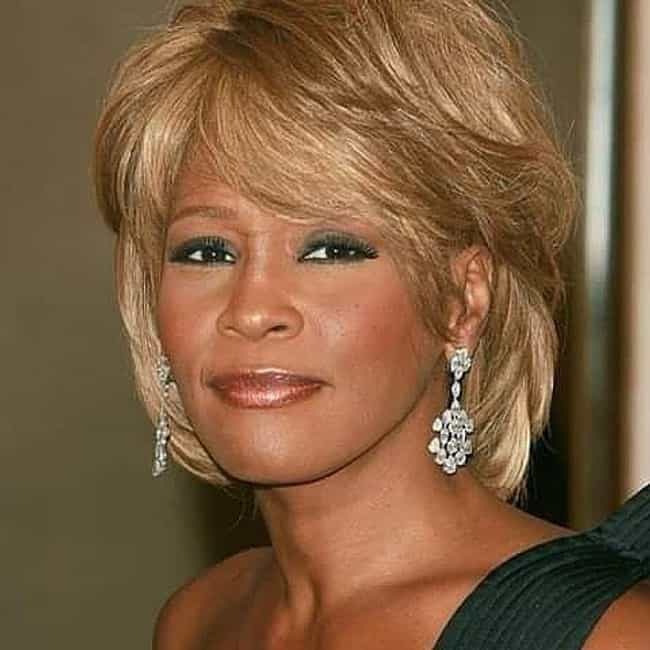 Whitney Houston is listed (or ranked) 1 on the list Celebrity Deaths: 2012 Famous Deaths