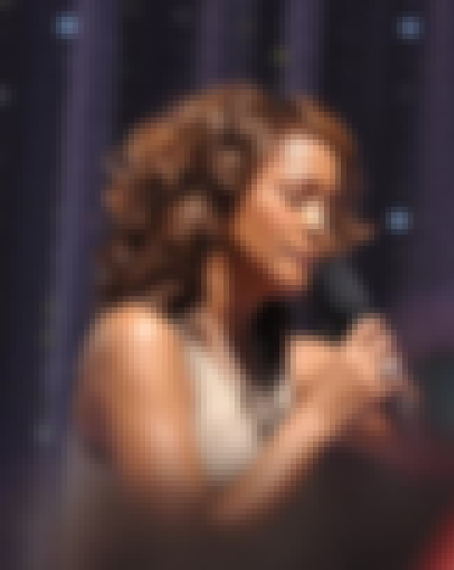 Whitney Houston is listed (or ranked) 7 on the list The Best Singers of All Time, Ranked