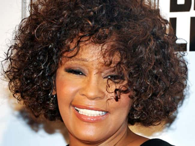 Whitney Houston is listed (or ranked) 11 on the list 29 Famous People (Allegedly) Killed by the Illuminati