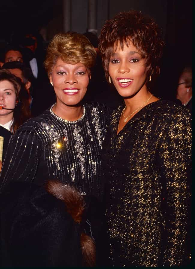 Whitney Houston is listed (or ranked) 2 on the list 19 Sets of Famous Cousins