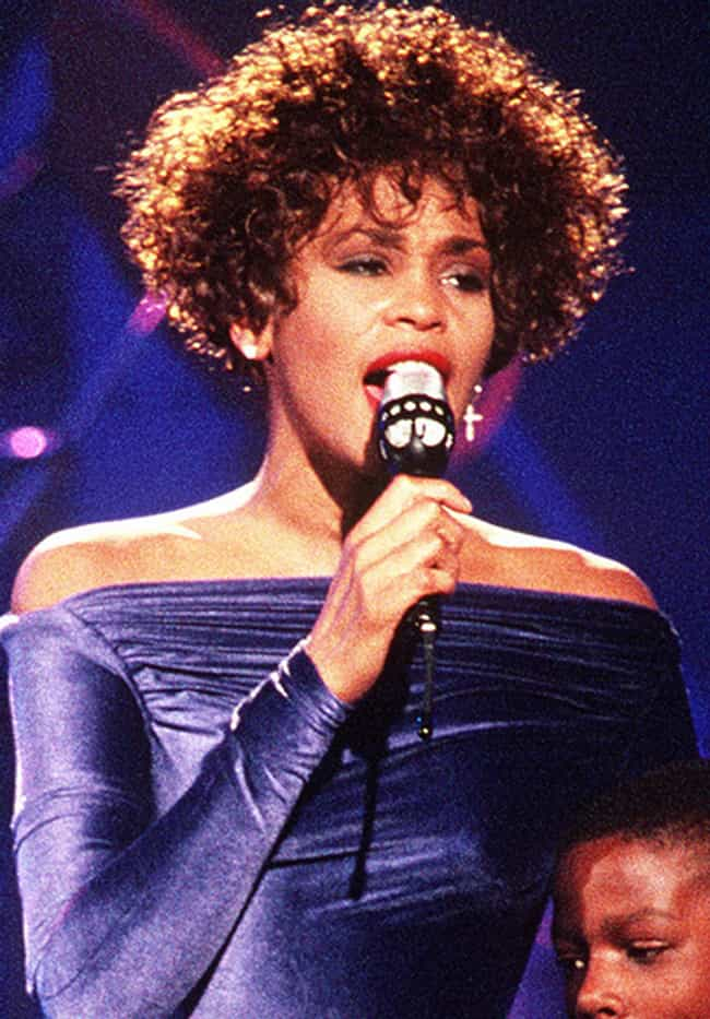 Whitney Houston is listed (or ranked) 2 on the list Celebrities You Didn't Know Had FBI Files