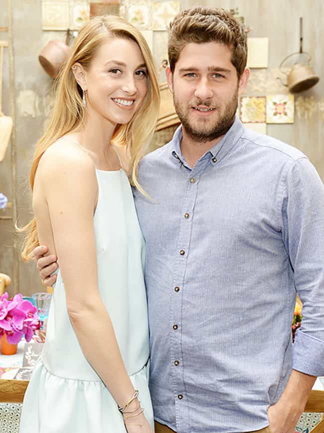 Whitney Port is listed (or ranked) 40 on the list Celebrity Weddings 2015
