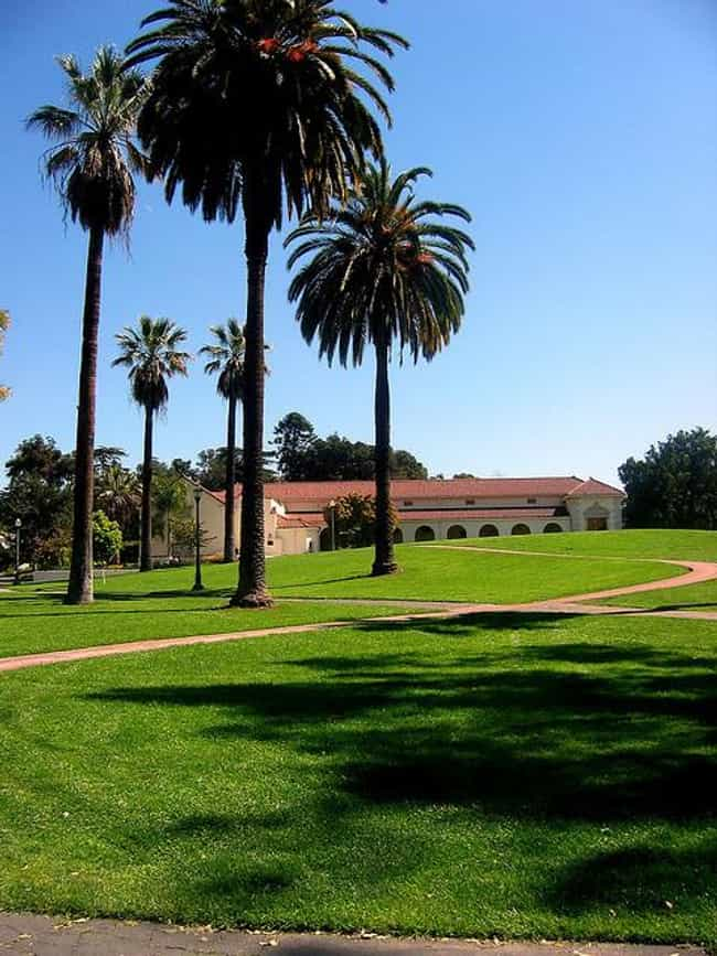 Whittier College is listed (or ranked) 4 on the list Best/Top-Rated Hispanic-Serving Colleges & Universities