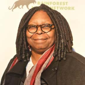 Whoopi Goldberg is listed (or ranked) 6 on the list List of Famous Theatrical Producers