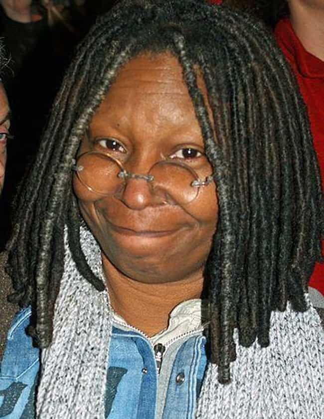 Whoopi Goldberg is listed (or ranked) 4 on the list Celebrities Who Had Weird Jobs Before They Were Famous
