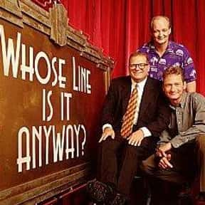 Whose Line Is It Anyway? is listed (or ranked) 25 on the list The Best TV Shows of The Last 20 Years