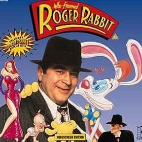 Who Framed Roger Rabbit is listed (or ranked) 12 on the list The Best Classic Fantasy Movies, Ranked