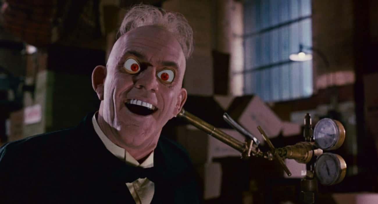 Judge Doom From 'Who Framed Roger Rabbit' Is Actually A Cartoon Possum