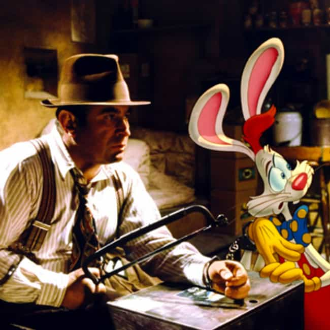Who Framed Roger Rabbit is listed (or ranked) 4 on the list American Movies That Will Never Be Shown in China