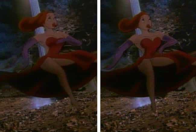 Who Framed Roger Rabbit is listed (or ranked) 8 on the list 10 Hidden Messages In Well-Known Films You Probably Missed