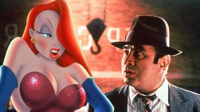 Who Framed Roger Rabbit is listed (or ranked) 4 on the list Movies You Never Realized Were Super Inappropriate As A Kid