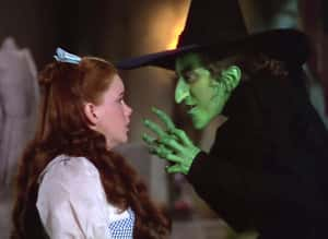 Wicked Witch of the West is listed (or ranked) 4 on the list 29 Movie Villains Who Were Probably Right All Along
