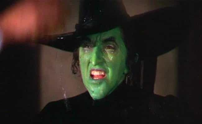 Wicked Witch of the West... is listed (or ranked) 4 on the list 15 Movie Villains You Could Outsmart
