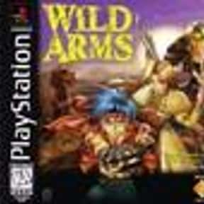 Wild Arms is listed (or ranked) 14 on the list The Best Playstation 1 (PS1,PSX,PSOne) RPG