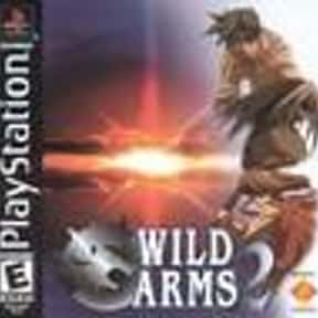 Wild Arms 2 is listed (or ranked) 20 on the list The Best Playstation 1 (PS1,PSX,PSOne) RPG