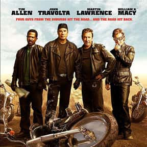 Wild Hogs is listed (or ranked) 12 on the list The Best John Travolta Movies