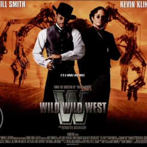 Wild Wild West is listed (or ranked) 13 on the list The Best Steampunk Movies