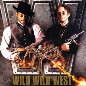 Wild Wild West is listed (or ranked) 16 on the list The Best Salma Hayek Movies