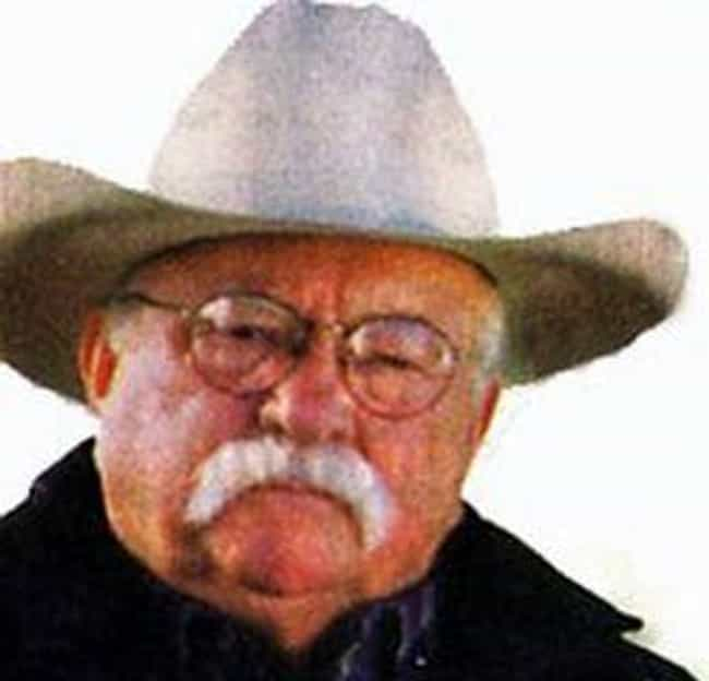 Wilford Brimley is listed (or ranked) 4 on the list Celebrities Who Have Always Been Old
