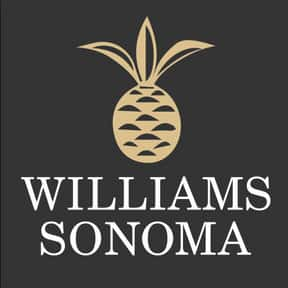 Williams-Sonoma is listed (or ranked) 15 on the list The Best Dinnerware Brands