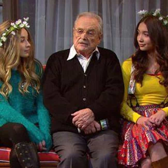 William Daniels is listed (or ranked) 4 on the list The Cast of 'Boy Meets World': Where Are They Now?