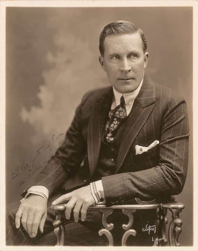 William Desmond Taylor ... is listed (or ranked) 7 on the list The 13 Most Fascinating Unsolved Hollywood Deaths