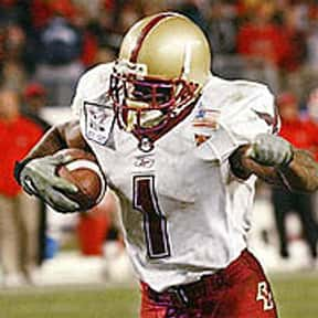 William Green is listed (or ranked) 3 on the list The Best Boston College Eagles Running Backs of All Time