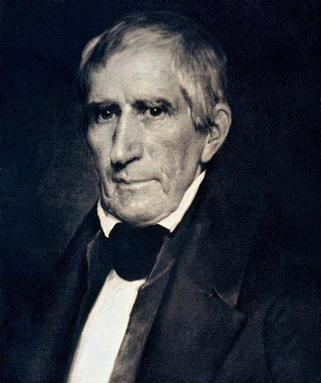 William Henry Harrison is listed (or ranked) 9 on the list Every U.S. President & Every Medical Problem They've Ever Had