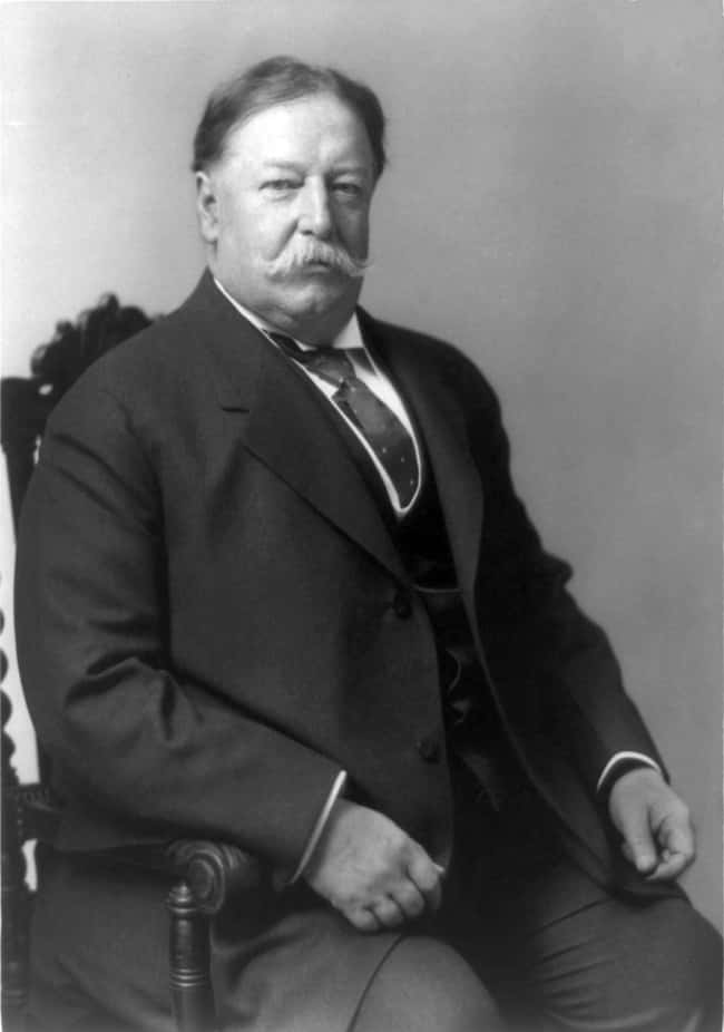 William Howard Taft is listed (or ranked) 26 on the list Every U.S. President & Every Medical Problem They've Ever Had