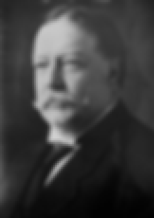William Howard Taft is listed (or ranked) 3 on the list The Best Presidential Facial Hair