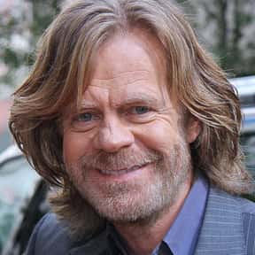 William H. Macy is listed (or ranked) 17 on the list Famous People Named William and Bill