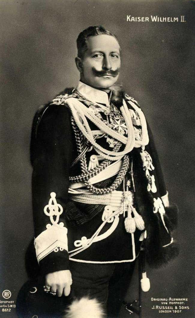 This image has an empty alt attribute; its file name is william-ii-german-emperor-photo-u4