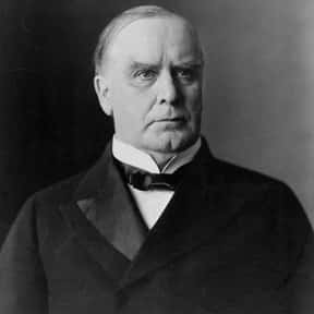 William McKinley is listed (or ranked) 15 on the list Famous People Named William and Bill