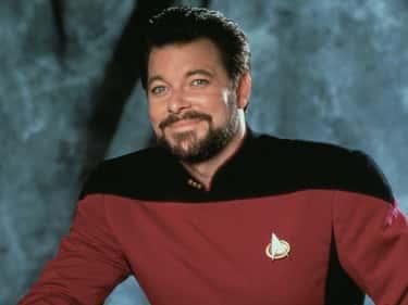 Aries (March 21 - April 19): Commander Riker