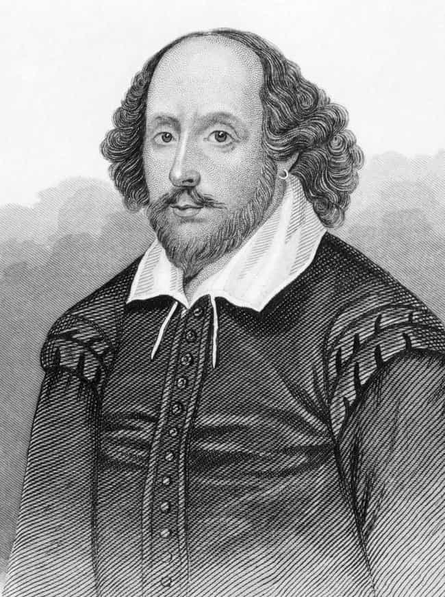 William Shakespeare is listed (or ranked) 4 on the list Famous Male Playwrights