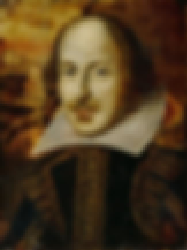 William Shakespeare is listed (or ranked) 2 on the list Famous Taurus Celebrities