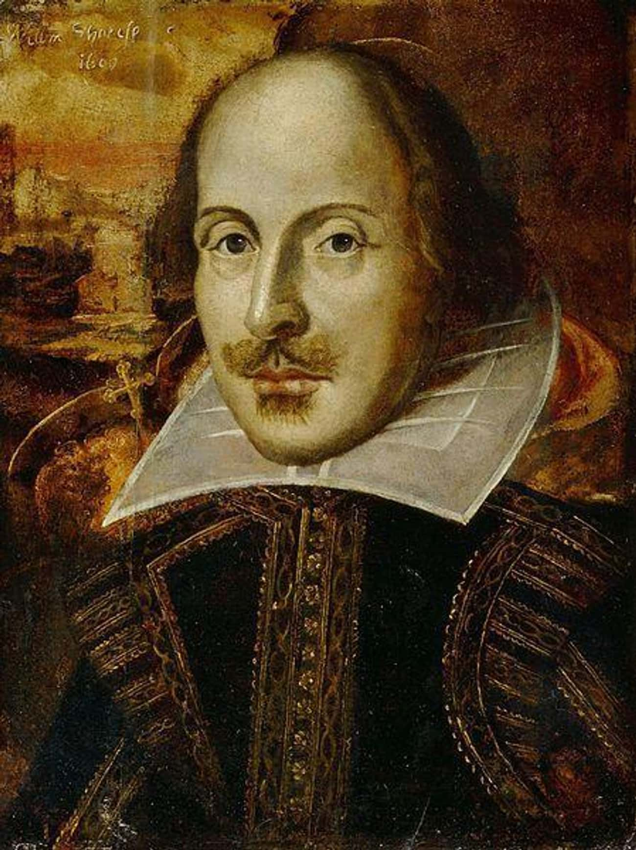 William Shakespeare - April 23, 1564-1616