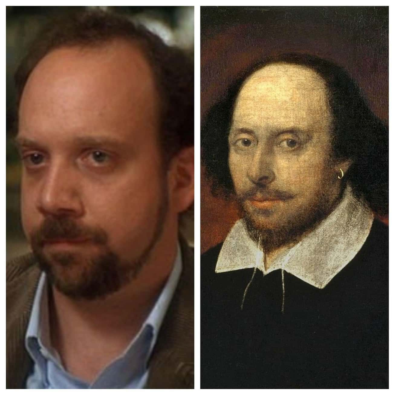 Paul Giamatti As William Shake is listed (or ranked) 3 on the list Historical Figures And The Actors Who Should Portray Them In A Biopic