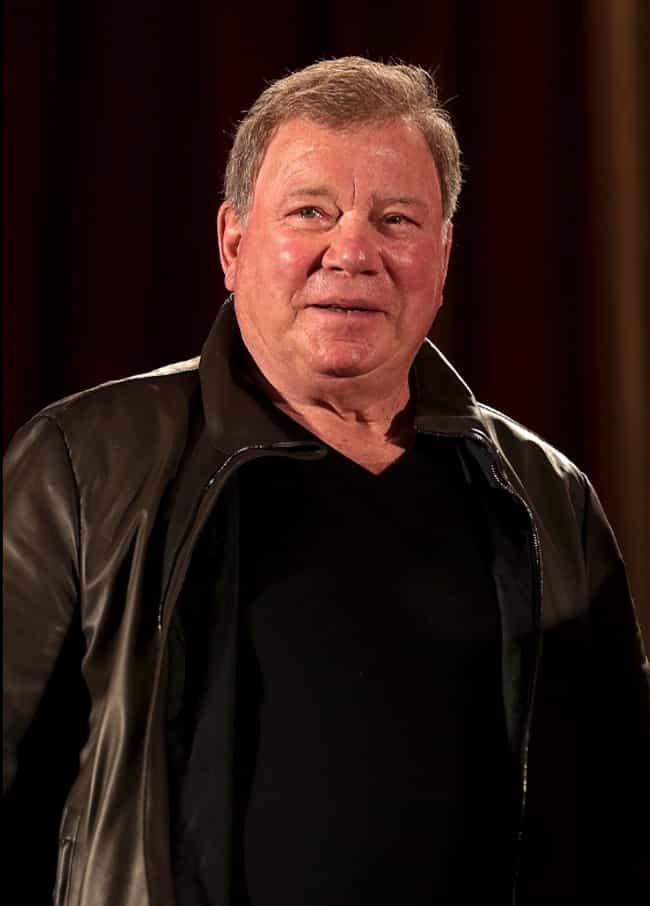 William Shatner is listed (or ranked) 3 on the list Famous People Who Had Kidney Stones