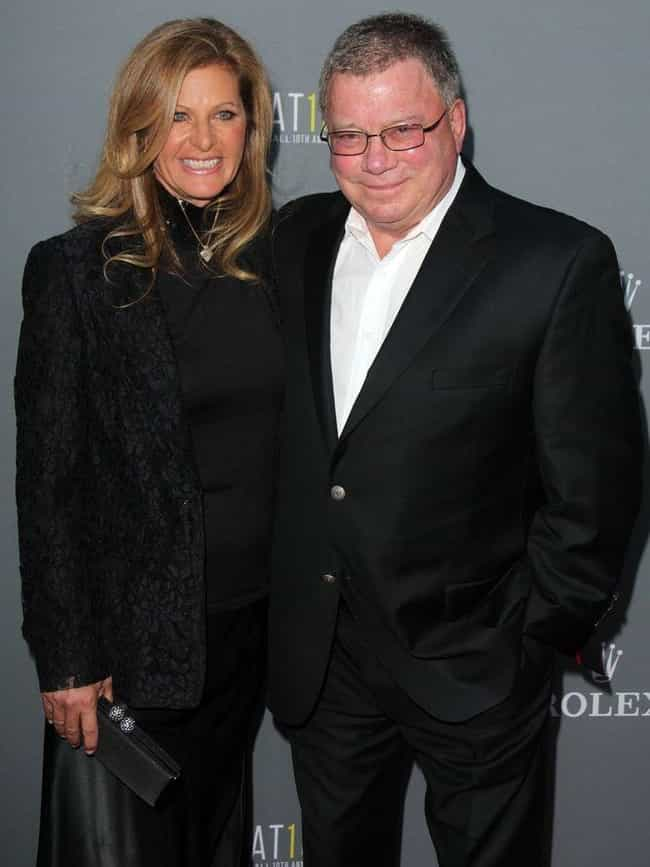 William Shatner is listed (or ranked) 4 on the list Celebrity Couples Who Broke Up In 2019