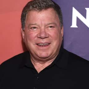 William Shatner is listed (or ranked) 9 on the list Famous People Named William and Bill
