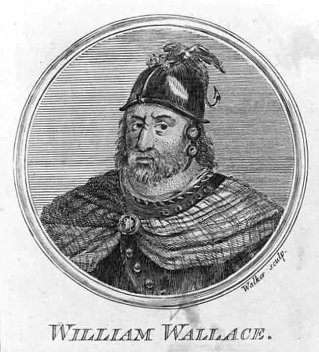 William Wallace is listed (or ranked) 3 on the list 16 World Leaders Who Were (Or Are) Tall AF