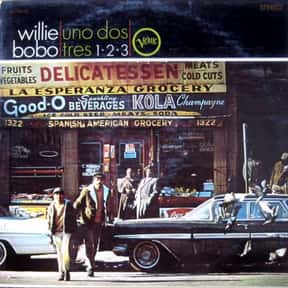 Willie Bobo is listed (or ranked) 15 on the list The Best Latin Jazz Bands/Artists