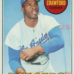 Willie Crawford is listed (or ranked) 22 on the list Famous People Whose Last Name Is Crawford
