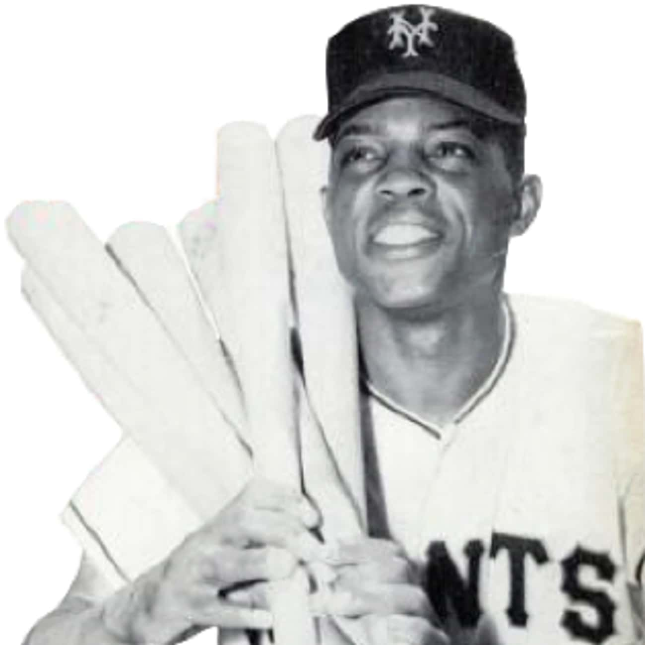 Willie Mays is listed (or ranked) 4 on the list Every MLB Player To Hit 50 Home Runs In A Season